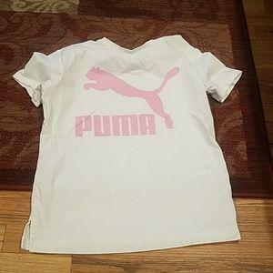 Like new puma tshirt